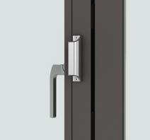 External handle