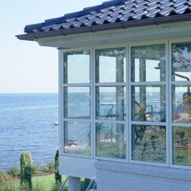 Fenster mit 54mm Energiesprossen